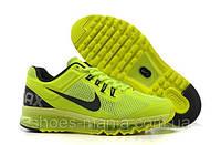 Кроссовки Nike Air Max 2013 салатовые, фото 1