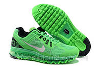 Кроссовки Nike Air Max 2013 зеленые, фото 1