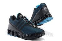 Кроссовки Adidas Porsche Design P-5000 black-blue, фото 1
