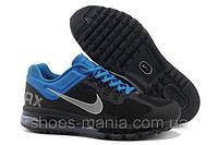 Кроссовки Nike Air Max 2013 черно-синие, фото 1