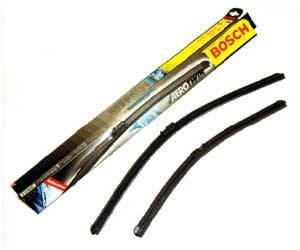Щётки безкаркасные (комплект 2шт) на Renault Trafic 2001->  — Bosch - 3397118996