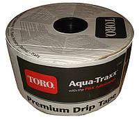 Капельная лента Aqua-TraXX 6 mil, шаг 10 см (3048м) Капельный полив полей, фото 1