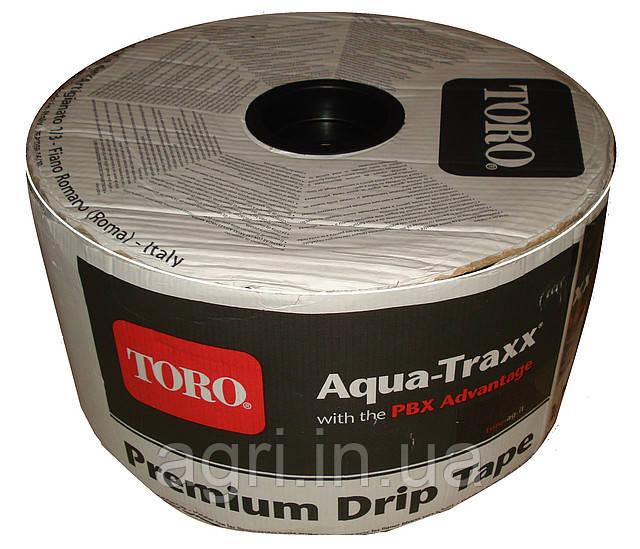 Капельная лента Aqua-TraXX 8mil 10см на метраж кратно 50м