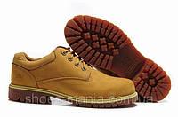 Мужские ботинки Timberland низкие желтые