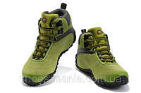 Зимние ботинки Merrell зеленые
