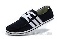 Мужские  кроссовки Adidas черные