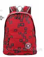 Рюкзак Converse red