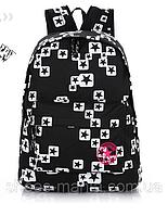 Рюкзак Converse black-white