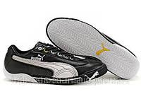 Мужские кроссовки Puma Speed Cat 2.9 Low black-white, фото 1
