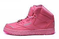 Женские кроссовки Reebok x hello kitty pink