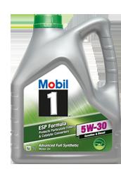 Моторное масло Mobil 1 ESP Formula 5W-30, кан 4л.