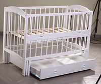 Ліжечка для новонароджених Кузя в Хмельницькому. Порівняти ціни ... 00559f762ca3a