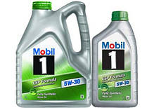 Моторное масло Mobil 1 ESP Formula 5W-30, кан 4л., фото 2