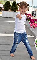 Детские джинсы Бойфренды р-ры 104