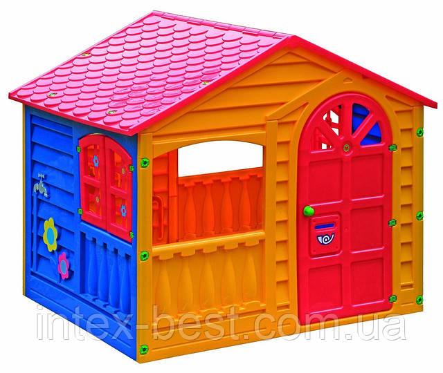 Детский игровой домик M 1197