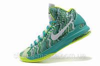 Баскетбольные кроссовки Nike Zoom KD V green