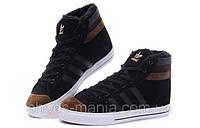 Женские зимние кроссовки Adidas AdiTennis High