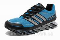 Кроссовки Adidas Springblade синие, фото 1