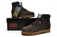 Зимние ботинки Adidas Ransom darkbrown, фото 1