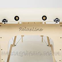 Массажный стол RelaxLine Cleopatra 50114 FMA206A-1.2.3S, фото 3