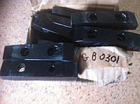 Скребок (Чистик) GB0301 Kinze