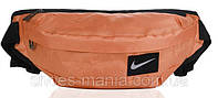 Сумка-банан Nike orange, фото 1
