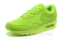 Мужские кроссовки Nike Air Max 87 EM салатовые, фото 1