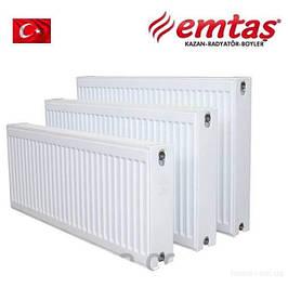 Emtas - стальные панельные радиаторы отопления ( Турция)