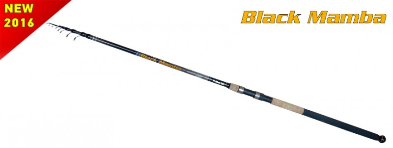 Удилище Fishing ROI Telematch Black Mamba 4.0m 10-30gr