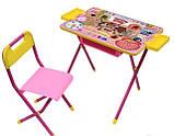 Набор детской трансформируемой мебели Дэми № 3 Союзмультфильм (Вини пух), фото 2