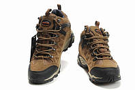 Женские ботинки Columbia коричневые