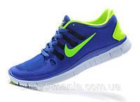 Мужские кроссовки Nike Free 5.0 blue-green AS-10076