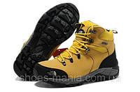 Женские ботинки The North Face yellow