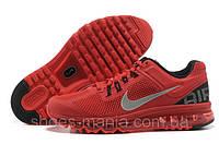Мужские кроссовки Nike Air Max 2013 красные AS-10071