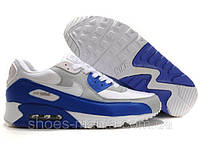 Кроссовки Nike Air Max 90 blue-white (AS-10006), фото 1