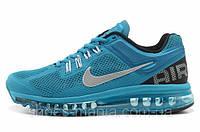 Мужские кроссовки Nike Air Max 2013 blue AS-10072, фото 1
