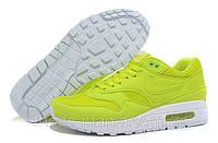 Кроссовки Nike Air Max 87 салатовые AS-10021