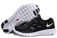 Мужские кроссовки Nike Free Run 2 black AS-10084, фото 1