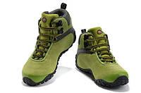 Женские зимние ботинки Merrell green