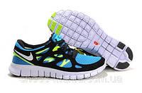 Мужские кроссовки Nike Free Run 2 серые AS-10092, фото 1