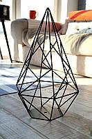 Абажур металлический Acute cage