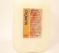 Восстанавливающий шампунь с овсом Brelil Numero Restructuring Shampoo with Oats 10 литров