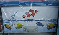 Комод пластиковый Рыбки