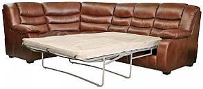 Кожаный диван Манхэттен, не раскладной диван, мягкий диван, мебель из кожи, диван, фото 3