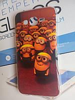 Чехол силиконовый для Samsung G7106 Galaxy Grand 2 Duos