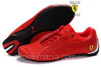 Женские кроссовки Puma Ferrari красные, фото 1