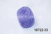 Акриловая пряжа нежно фиолетовый