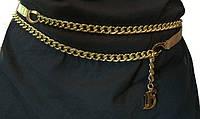 Ремень с цепью
