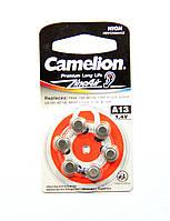 Батарейка Camelion ZA13 PR44 / 6 BL