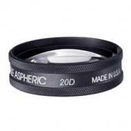 Линза 20D Large Clear- Black Ring ( Volk  )
